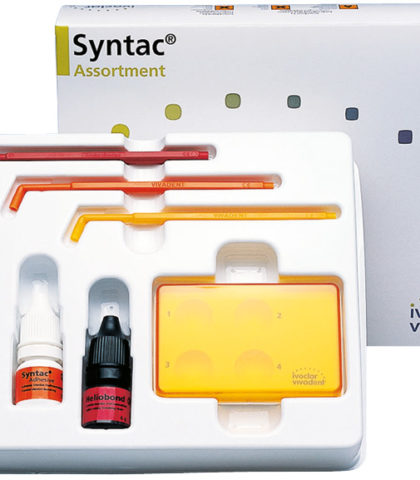 Syntac Assortment (Syntac Primer 3г, Syntac Adhesive 3г,Heliodond 6г,)
