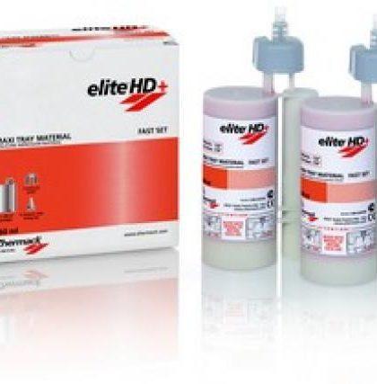 ELITE HD+ MAXI TRAY MATERIAL fast set 2x380ml, А-силікон