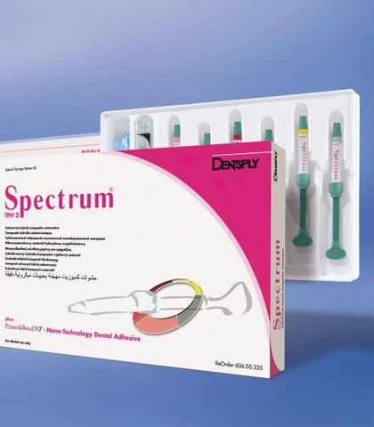 Spectrum TPH (Dentsply). Спектрум, Дентсплай.