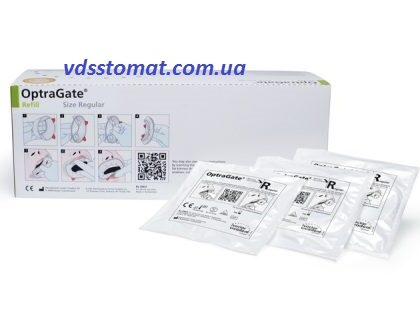 OptraGate 3D Regular ᐉ Роторозширювач стоматологічний Набір 80 шт . купити, ціна