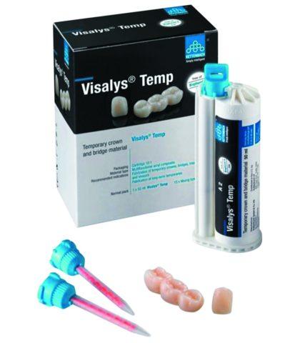 Visalys Temp (Висалис Темп)для тимчасової естетичної реставрації