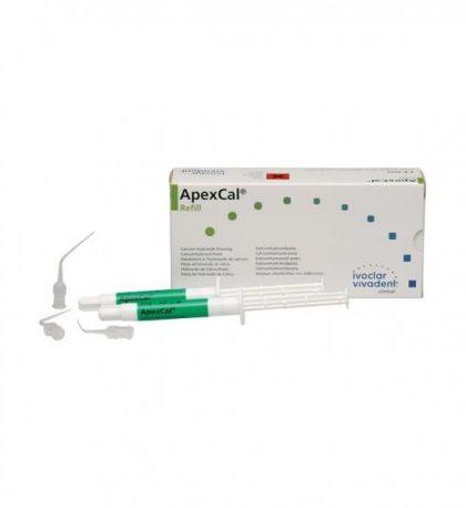 ApexCal кремоподібна паста з гідрокисом кальцію, для тимч. Плом.