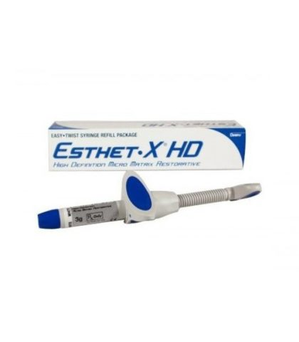 Esthet-X HD Syringe Intro kit,  набір, 5шпр*3г, A1, A2, A3, YE, A2-O