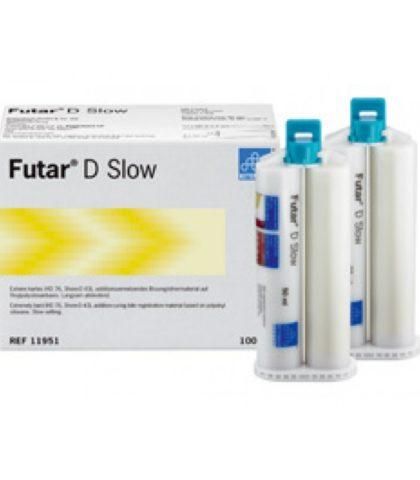Futar® D Slow А-силікон,для хірургічної стоматології