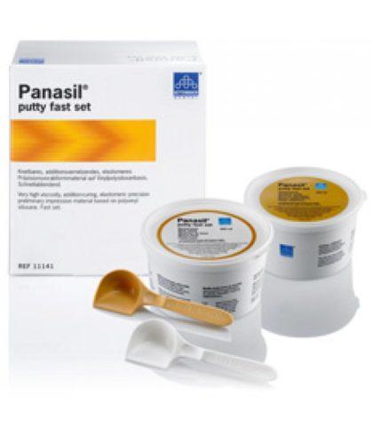 Panasil puttyFast Пластичний прецізіонный відбитковий