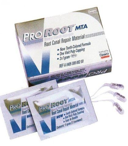 Pro Root MTA, для закриття перфорацій