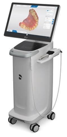 Primescan AC (Праймcкан). Інтраоральний, цифровий, оптичний сканер